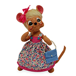 Annalee Mouse & Annalee Mice Dolls