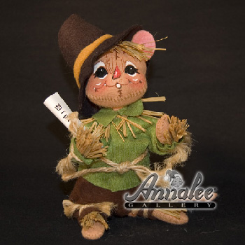 Annalee Wizard of Oz Scarecrow Mouse 2008