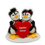 Annalee Together Forever Penguins 2016 - 5""