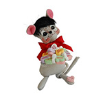 Armful of Love Mouse 2014 - 6""