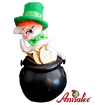 Annalee Pot Of Gold Mouse 2011