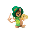 Annalee St. Paddy's Coin Mouse 2013