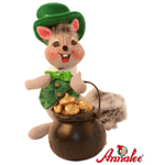 Annalee Nutty In Luck Squirrel 2011