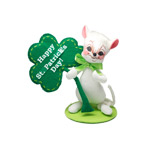 Annalee Shamrock Boy Mouse 2013