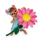 Annalee Blue Skies Daisy Mouse