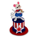 Annalee Bandstand Mouse