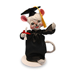 Annalee Graduation Mouse 2016