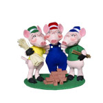 Annalee Three Little Pigs 2012