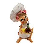 Annalee Wine Chef Mouse 2016