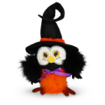 Annalee Midnight Hoot Owl 2016 - 5""