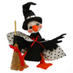 Polka Dot Witch Duck 2015