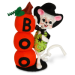 """Annalee BOO Mouse 2016 - 6"""""""