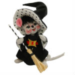 Polka Dot Witch Mouse 2015