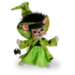 Annalee Witch Mouse 2016 - 6""