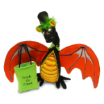 Annalee Trick or Treat Dragon 2016 - 8""