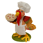 Annalee Turkey Chef 2015 - 7""
