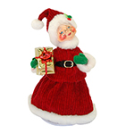 Annalee Holly Berry Mrs. Santa - Small