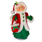 Annalee Holly Berry Mrs. Santa - Medium