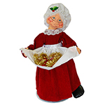 Annalee Holly Berry Mrs. Santa - Large