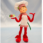 Annalee Chef Elf 2013 - 9""