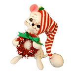 Annalee Yuletide Mouse 2014