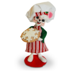 Annalee Cookie Chef Mouse 2016 - 6""