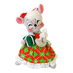 Annalee Cheery Girl Mouse 2014