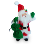 Annalee Santa Ornament 2016 - 5""